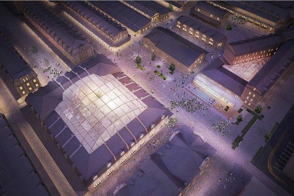 Итоги недели: Закрытие «Пушкинской», новый проект Апраксина двора и олимпийский Новый год. Изображение № 2.