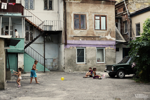 По ту сторону: Прогулка по одесским дворикам. Зображення № 63.