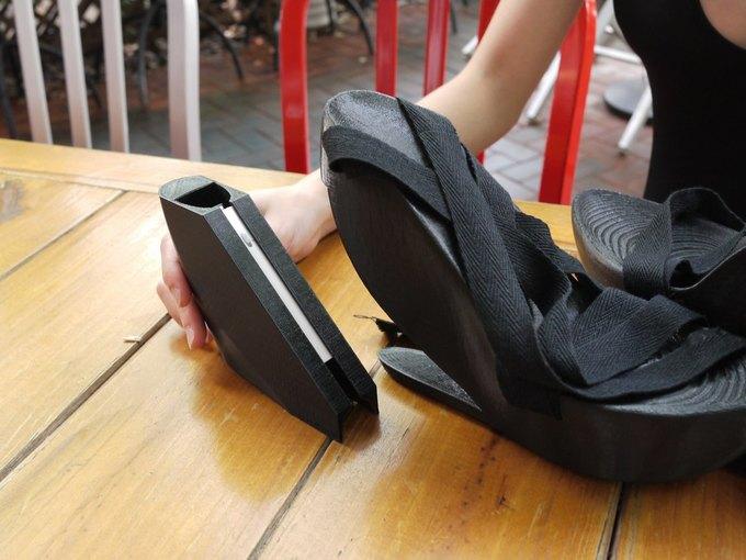 Угроза Сергею Брину, развитие Uber ихакерские туфли. Изображение № 7.