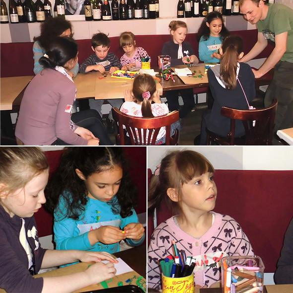 Школа рока: Курсы сенсорики для детей при гастропабе. Изображение № 2.