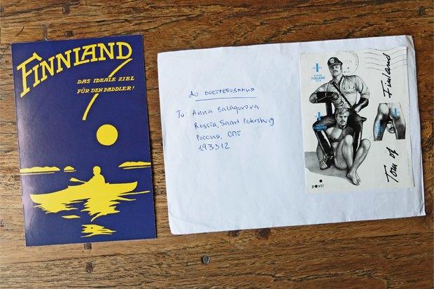 Дойдетли открытка сфинской гомоэротикой доПетербурга. Изображение № 3.