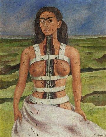 Фрида Кало вМузее Фаберже: главные факты икартины. Изображение № 1.