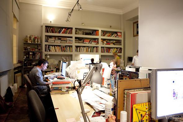 Офис недели (Москва): Ostengruppe и Zoloto. Изображение № 12.