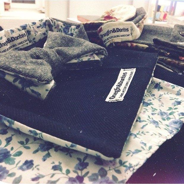 Во «Флигеле» открылся магазин одежды локальных марок . Изображение № 1.