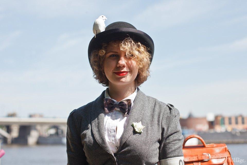 Люди в городе: Какпрошёл второй Tweed Ride. Изображение № 38.