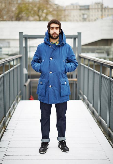 Вещи недели: 10тёплых мужских курток. Изображение №4.
