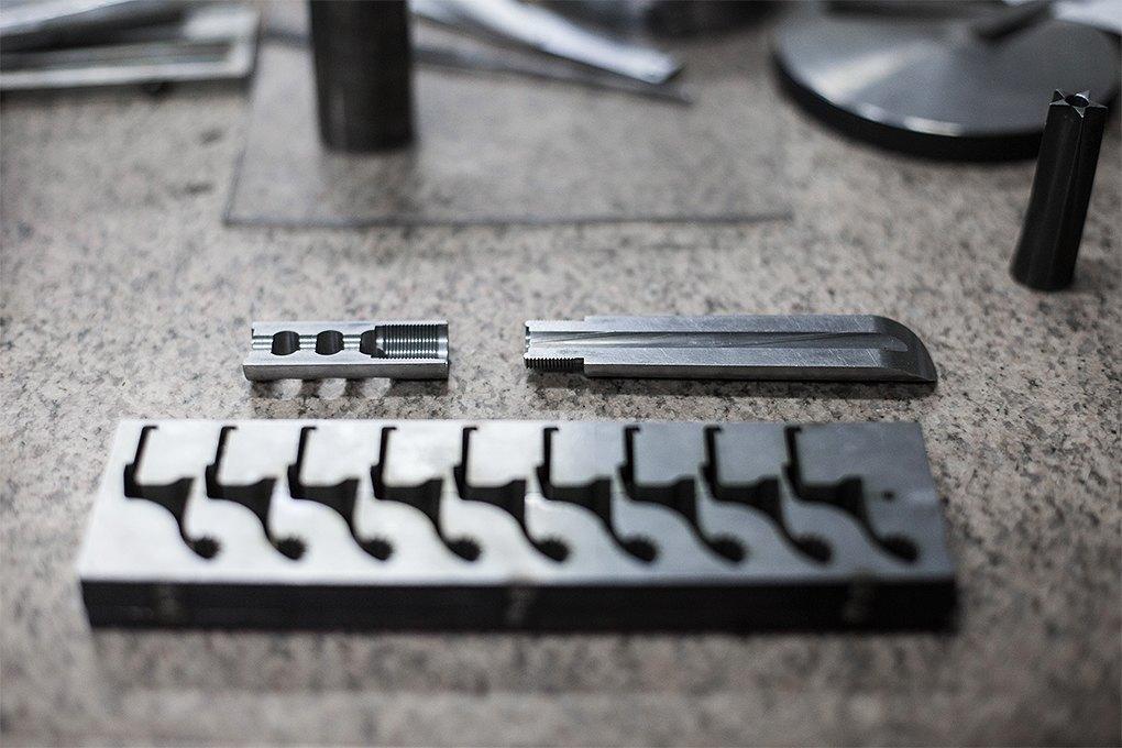 Производственный процесс: Как делают винтовки. Изображение № 21.