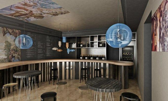 На Жуковского открылся винный бар Molto Buono. Изображение № 1.