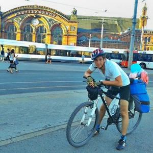 Личный опыт: Как доехать изВыборга до Амстердама навелосипеде. Изображение № 12.
