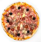 Изображение 17. Позиции меню: Пицца из нового ресторана Barmalini.. Изображение № 12.