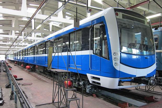 Бесшумные поезда появятся на зелёной ветке метро. Изображение № 1.