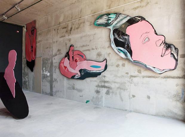 Гид по Большому скульптурному салону — 2012  . Зображення № 18.
