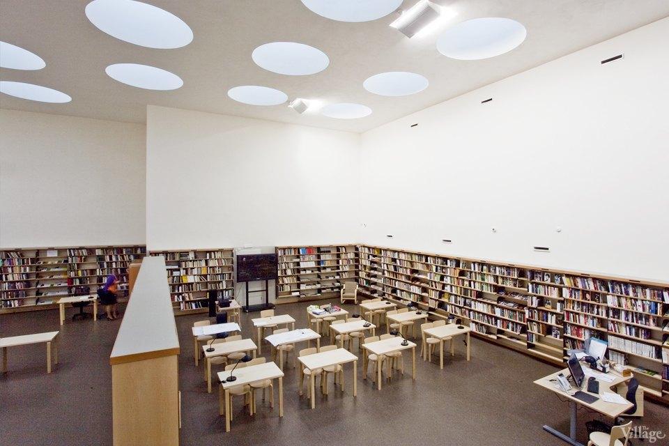 Фоторепортаж: Библиотека Алвара Аалто в Выборге после реконструкции. Изображение № 8.