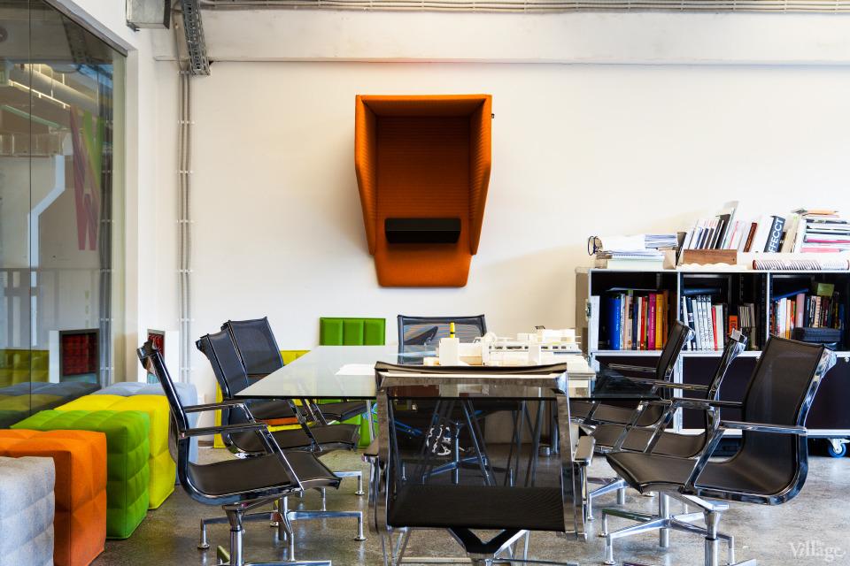 Офис недели (Москва): Retrofuturizm и WonderWalls. Изображение №5.