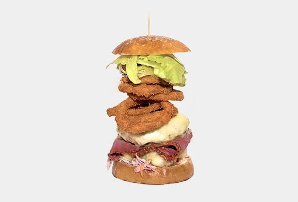 Между булок: что внутри у самых больших московских бургеров, часть 1. Изображение № 79.