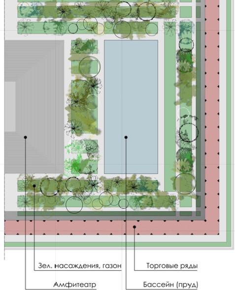 Москомархитектура выбрала 118 проектов парка в Зарядье. Изображение № 19.
