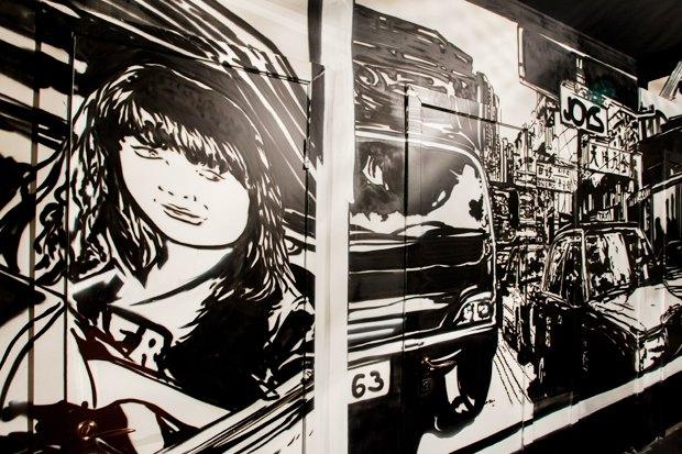 На месте бара «Заря» открылся Joys Bar. Изображение № 5.
