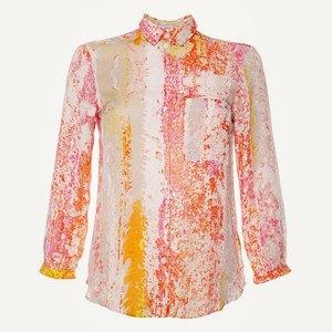 Кроссовки Rick Owens, платье Nina Donis, рубашка Uniqlo. Изображение № 9.