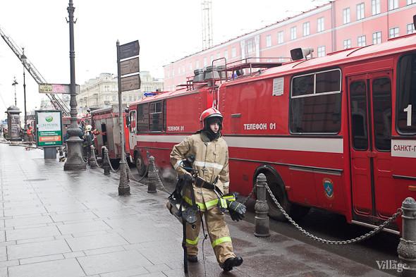 В Петербурге горел дворец Белосельских-Белозерских. Изображение № 17.