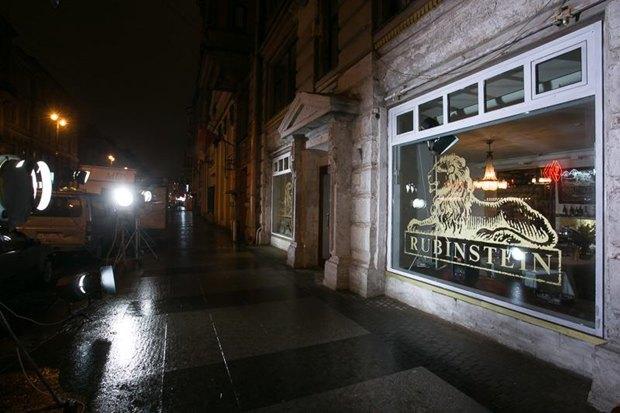 Дмитрий Борисов открывает ресторан «Рубинштейн» наулице Рубинштейна. Изображение № 1.
