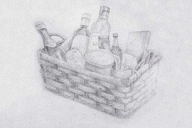 Клуб рисовальщиков: Новогодние каникулы. Изображение № 13.