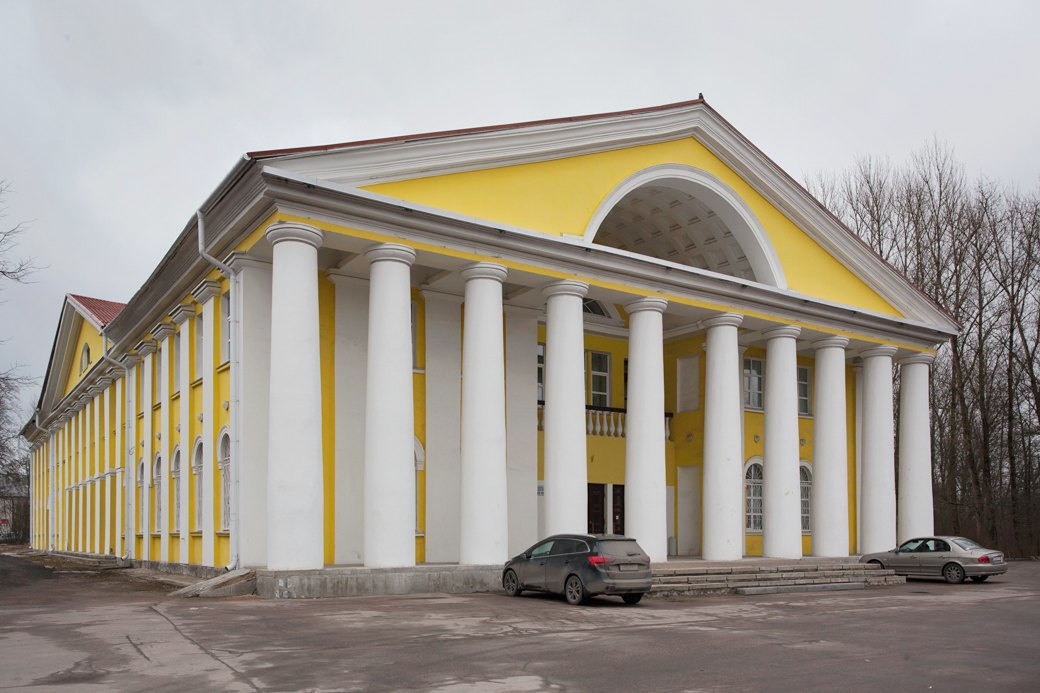 Светогорский дом культуры. Изображение № 16.