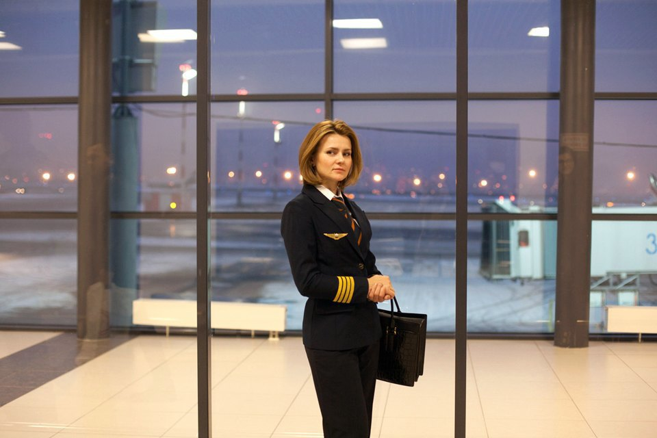 Пилотесса Мария Уваровская— о работе вмужском коллективе ибуднях пилота. Изображение № 1.
