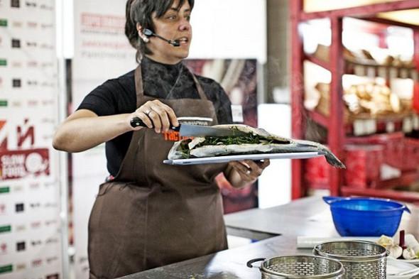 Фермерский фестиваль slow food. Фотографии Александра Тихомирова. Изображение №24.