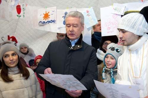 Прямая трансляция: Митинг «За честные выборы» на проспекте академика Сахарова. Изображение № 79.