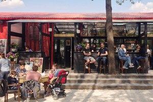 Зов улиц: 46 открытых веранд итеррас. Изображение № 31.