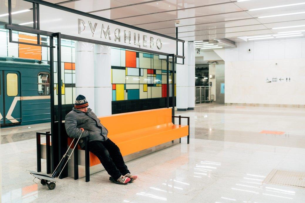 Как устроена новая станция метро «Румянцево». Изображение № 12.