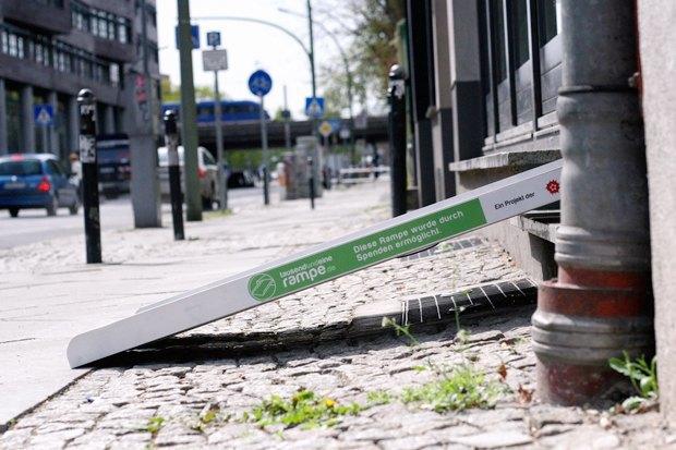 Иностранный опыт: 6 городских проектов для инвалидов. Изображение № 4.