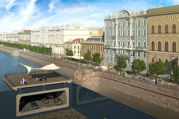 Перестройка: 5 проектов квартала вокруг Конюшенной площади. Изображение № 9.