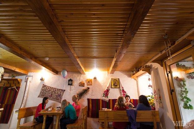 Все свои: Украинское кафе наМира. Изображение № 5.