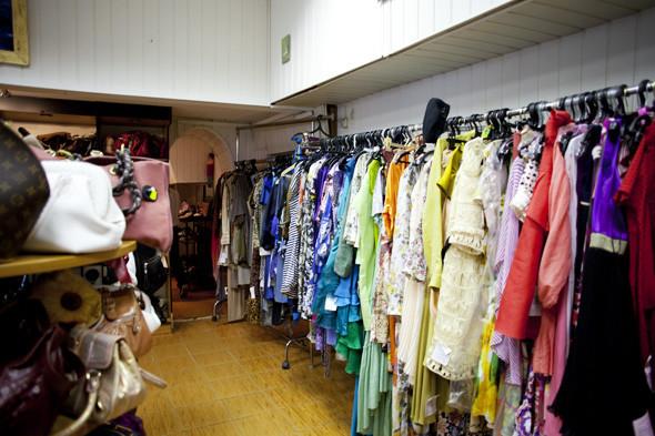 Гид по секонд-хендам и винтажным магазинам: 11 мест в Москве. Изображение №127.