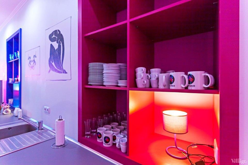 На Подоле открылось свободное пространство Freud House. Изображение № 10.