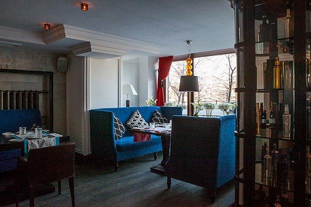 Ресторан «Мюсли» . Изображение № 6.