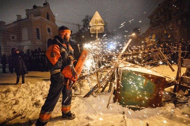 Площадь революции: Евгений Сафонов о том, почему все города должны завидовать Киеву. Изображение № 4.