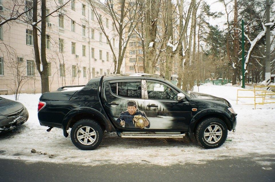 Камера наблюдения: Москва глазами Егора Белкина. Изображение № 5.