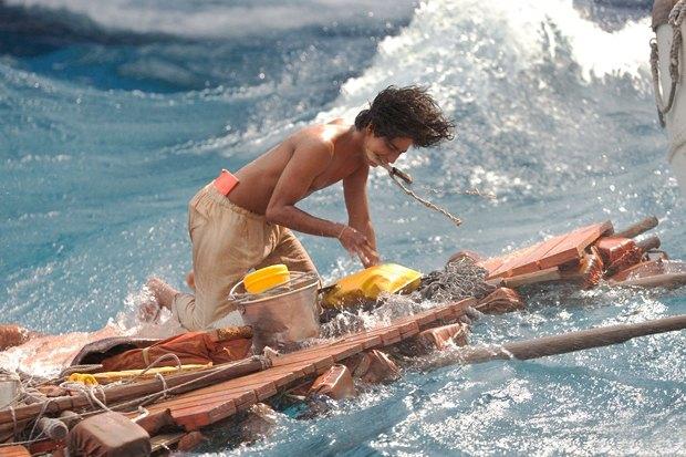 «Жизнь Пи», 3D-феерия о мальчике и тигре в одной лодке в океане. Изображение №7.