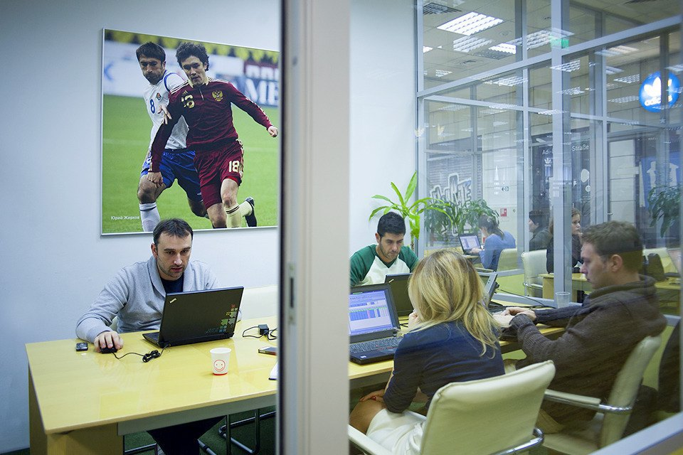 Офис: Adidas Group. Изображение № 15.