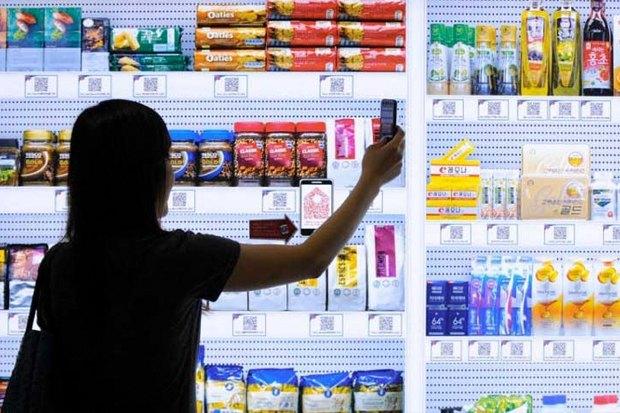 Идеи для города: Виртуальные супермаркеты в Китае. Изображение № 7.