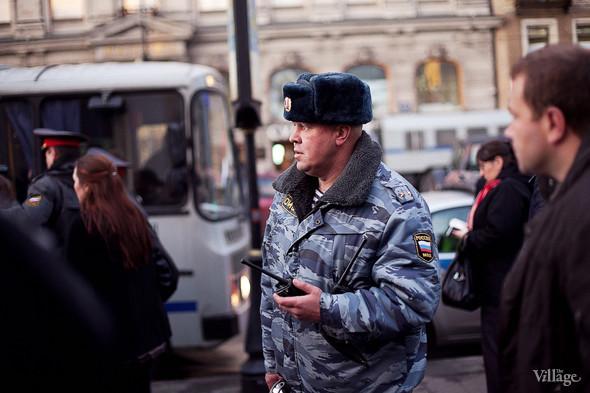 Copwatch (Петербург): Действия полиции на митинге «Стратегии-31». Изображение № 2.