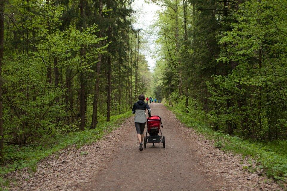 Беги, мама, беги: Тест-драйв детских колясок для бега. Изображение № 32.