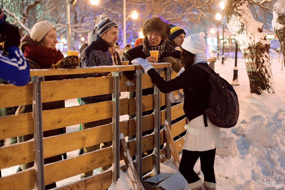 Фоторепортаж: Уличная еда взимней Москве. Изображение № 18.