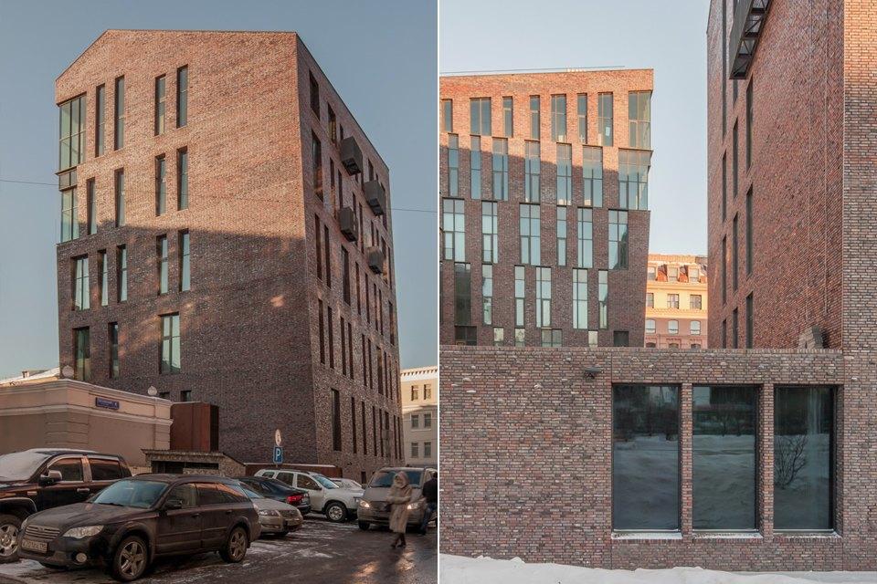 Нелужковский стиль: 5 удачных современных зданий вцентре Москвы. Изображение № 36.
