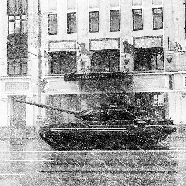 Майский снегопад вснимках Instagram. Изображение № 6.
