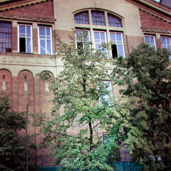 В зоне риска: Корпус фабрики на улице Усачёва. Изображение № 4.