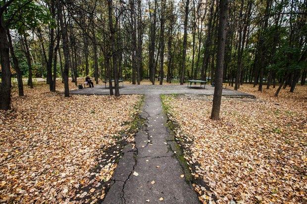 Чего хочет Москва: Четыре районных парка. Изображение № 24.