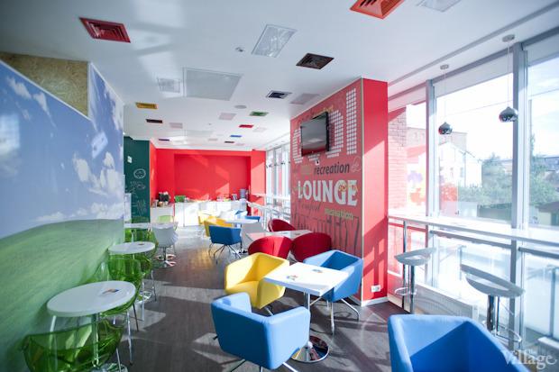 Новое место (Киев): Smart cafe BiblioTech. Зображення № 27.